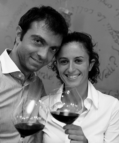 Angelo and Manuela